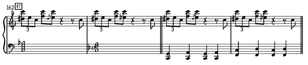 Harmonized Turns