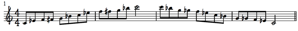 Blues Piano Exercises 8th Notes