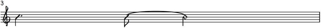 Charleston groove/rhythm