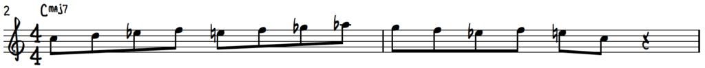 Enclosure Example Improvisation 1