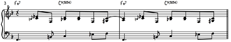 Intermediate Herbie Hancock Signature Jazz Piano Groove; works on Watermelon Man, Cantaloupe Island, & Chameleon