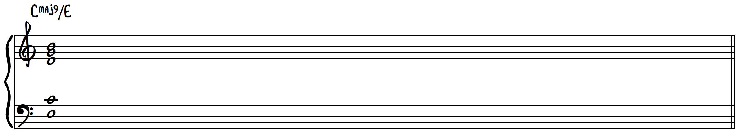 C Heaven Chord, the most beautiful piano chord