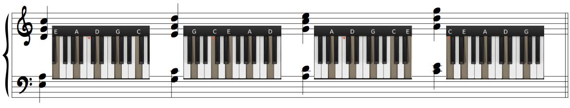McCoy Tyner Chords Quartal Voicings C69 Learn Jazz Piano