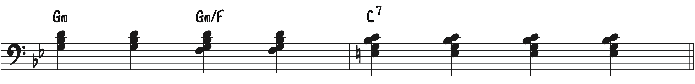 Beginner Rock Piano Accompaniment Left Hand