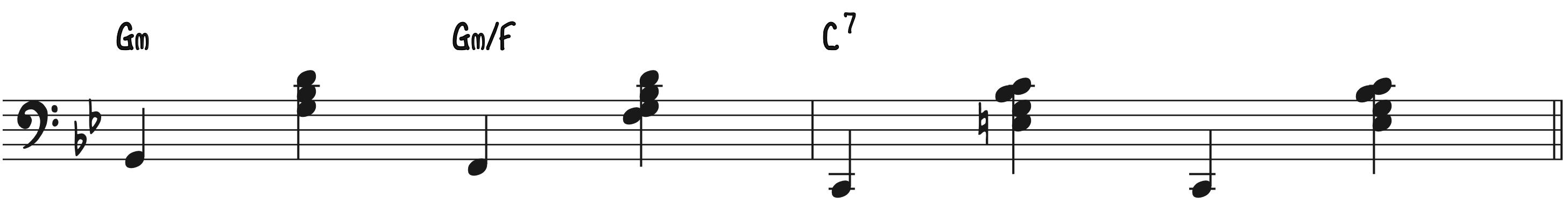Intermediate Rock Piano Accompaniment Left Hand